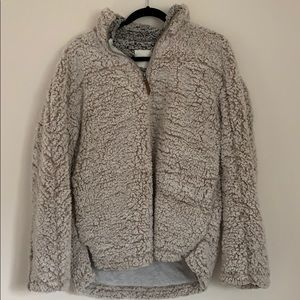 NEW Thread and Supply Fuzzy Sweater